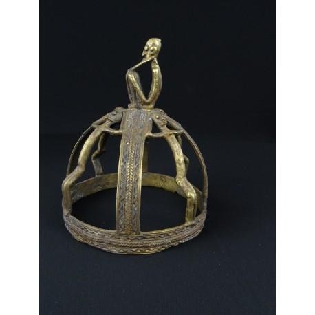 art tribal dogon couronne du Hogon