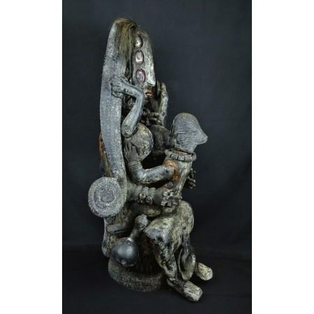 Exceptionnel Fétiche africain ethnie Dogon
