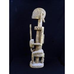 Art africain statue Dogon Joueur de Kora