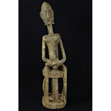 Magnifique Statue Dogon Muséal