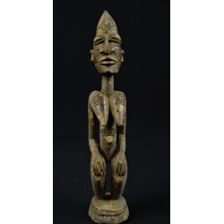 Ancienne statuette africaine Dogon - Mali