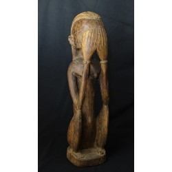 Statue africaine art tribal Dogon