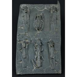 Bronze petite porte dogon