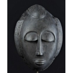 Bronze africain Masque Dogon