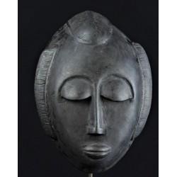 Masque Dogon en bronze