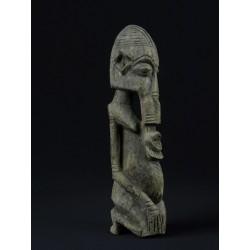 Statue africaine Génie de l'eau Dogon