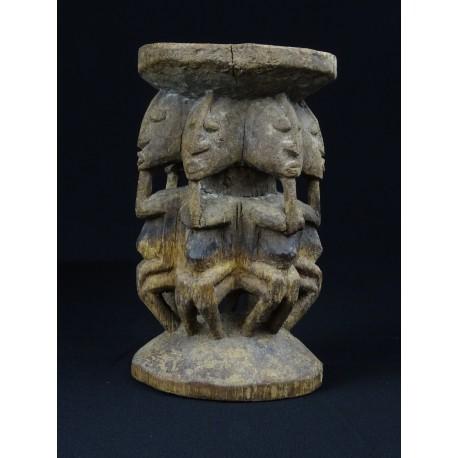 Art premier Petit autel de dévotion dogon