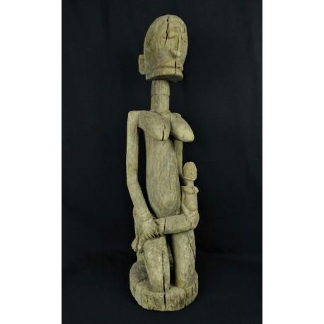 Statue africaine Maternité Dogon