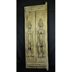 Art africain Grande porte Dogon